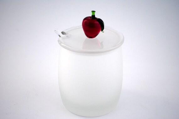 Apple Jam Jar