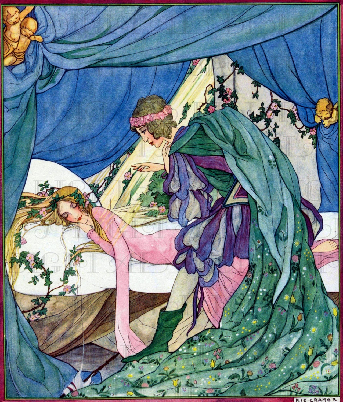 Analysis of sleeping beauty fairy tale