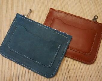 The Phlate - Minimalist Zipper Wallet