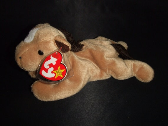derby the horse beanie babies collection by talisonstreasures. Black Bedroom Furniture Sets. Home Design Ideas