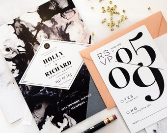 I'm Loosin' My Marbles - Wedding Invitations