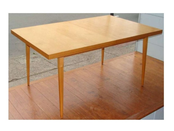 Paul McCobb For Planner Group Dining Table By Entenza On Etsy