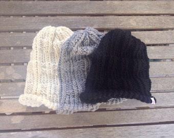 Hannah's Hats: Slouch Beanie