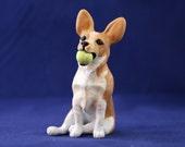 Custom Dog Sculpture Using Your Photos