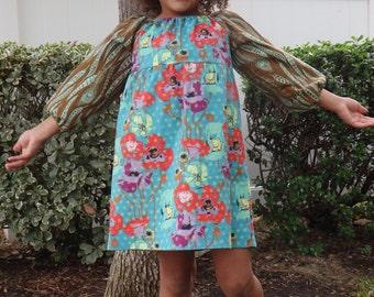 Girl's Poppy Dress