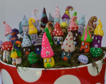 Fairy House Micro Miniature
