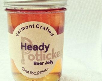 1 jar - Heady Jelly