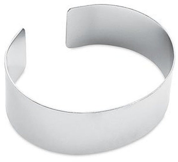 sculpey, Cuff bracelet blank