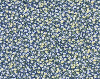 Wildflowers VII by Sentimental Studios for Moda, Bluebonnet  32974 12