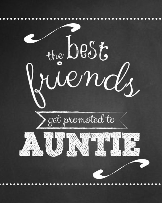 The Best Friends Get Promoted To Auntie Wine By