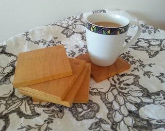 Wooden Spurtle Scottish Porridge Stirrer