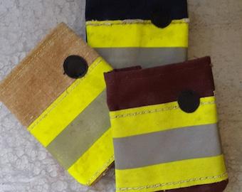 Fire brigade uniform pager/alerter pouch