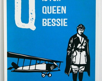Q is for Queen Bessie