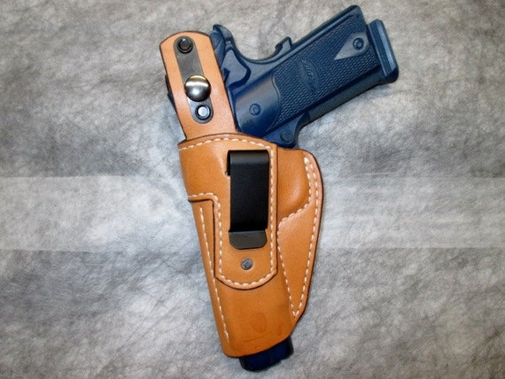 1911 Commander Holster 1911 Commander Iwb in