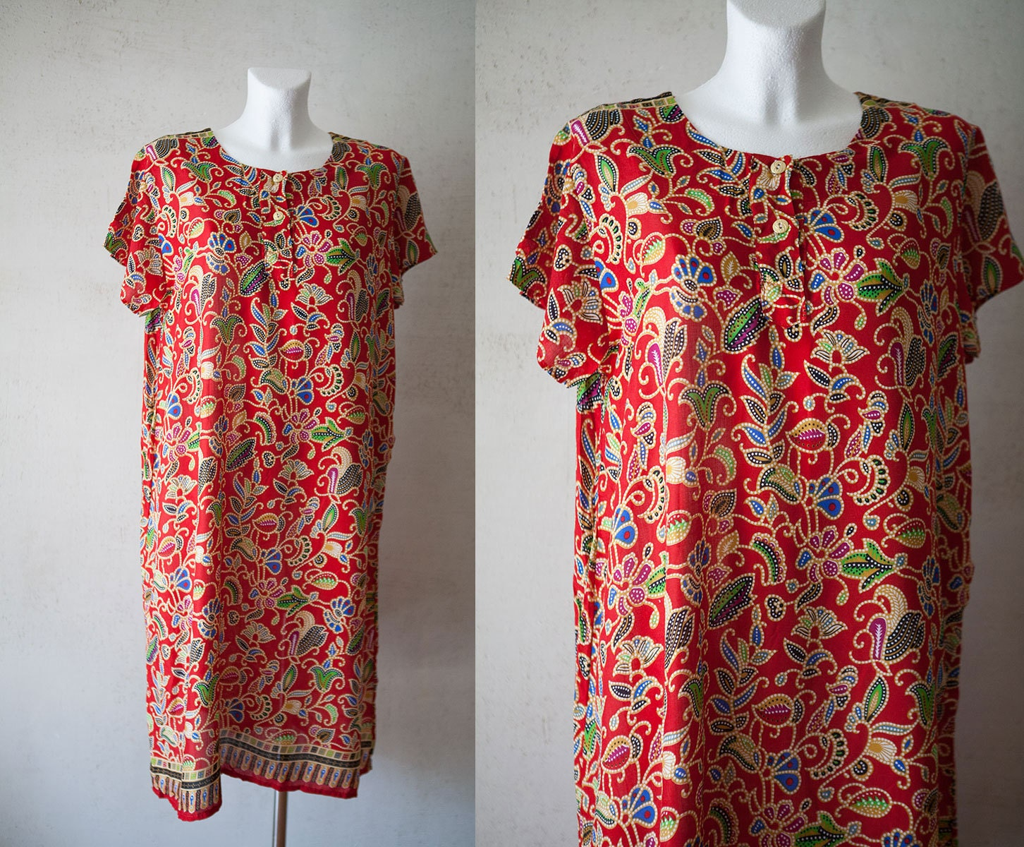 Boho Tunic Dress Tunic Dress / Hippie Boho