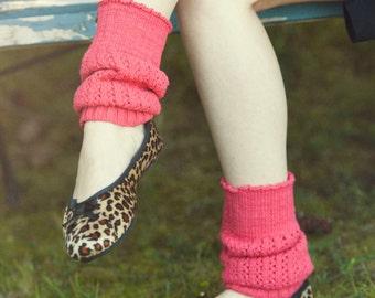 Handknit Leg Warmer