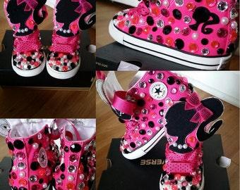 Barbie Converse