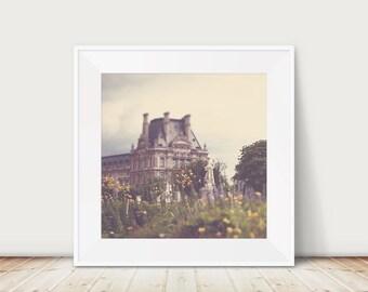 paris photograph paris decor tuileries gardens photograph louvre photograph architecture photography travel photography paris print