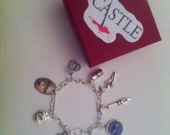 Castle tv bracelet