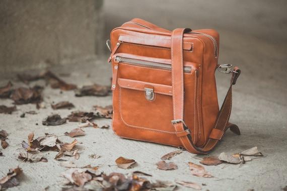 Weekender Bag, Overnight travel bag in Full Grain Vachetta Tan Leather Bag travel Bag,Business overnight bag,travel bag