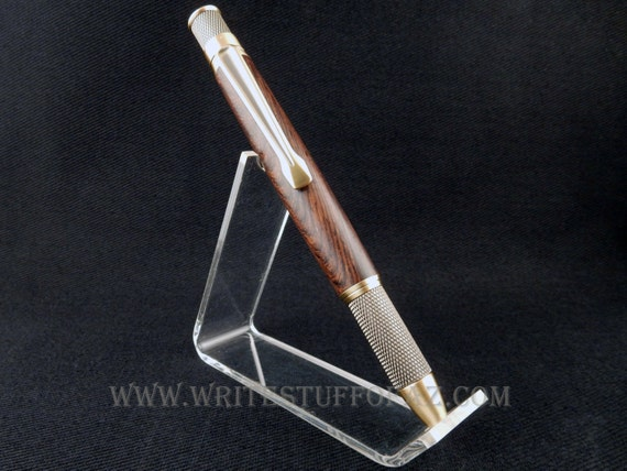 Retro Twist Pen, Burmese Blackwood, Parker Refill