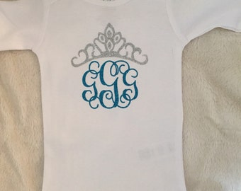Personalized Onsies for Girls and Boys