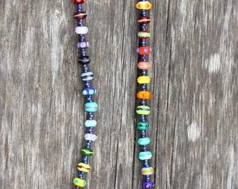 Motley Hues -necklace (long)