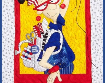 Proud to be a Quilter - Kit - - Diva