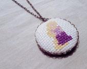 Tangled Princess Necklace