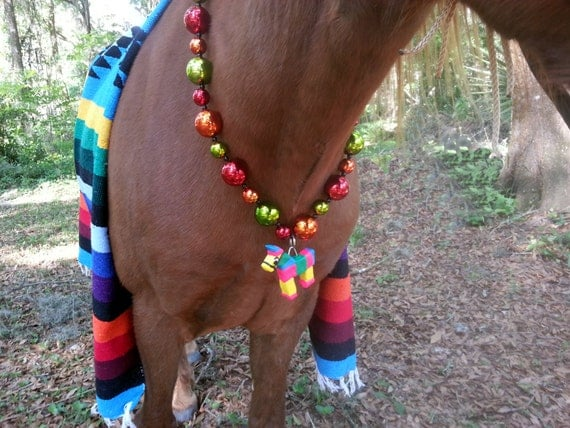 Pinata Horse Costume Horse Costume Day of The
