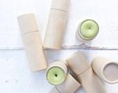 CUTICLE BUTTER // Green Tea Lip & Cuticle Balm - - - Vegan ∙ Organic ∙ 100% Natural