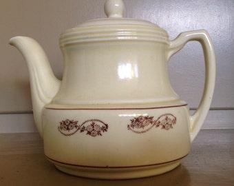 Vintage Porcelier Teapot
