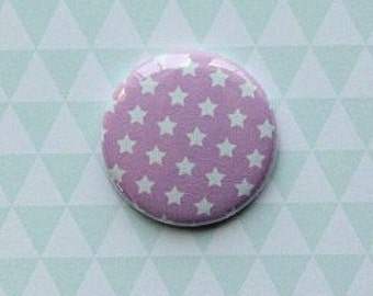 "Badge 1 ""stars Rose"