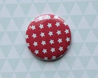 "Badge 1 ""stars red"