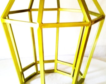 "Geodesic Table Base ( 1"" x 1"" )"