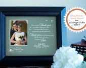 Parents Wedding Gift, In Law Thank You Wedding Gift, Thank You Gift, Parents of the Bride, Father in Law Gift, Parents of the Groom Gift