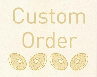 Custom For Savanna