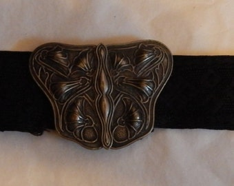 Art Nouveau / Deco Belt Buckle