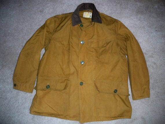 vintage goose brand clothing made in canada brown by joeymest