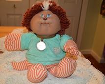 Cabbage Patch Koosa Doll (Mongo)