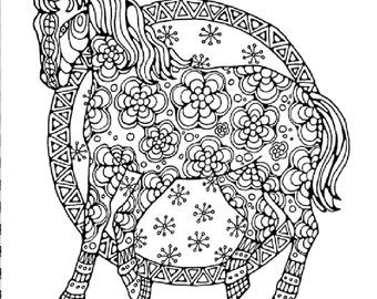il_340x270.758363552_h7xn likewise 25 best ideas about horse coloring pages on pinterest adult on horse coloring pages adults together with 25 best ideas about horse coloring pages on pinterest adult on horse coloring pages adults also adult coloring book horses 40 beautifully drawn coloring pages on horse coloring pages adults together with 25 best ideas about horse coloring pages on pinterest adult on horse coloring pages adults