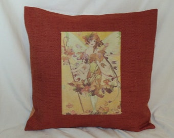 Rust Colored Pillows Etsy