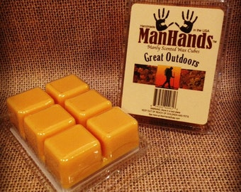 Great Outdoors Scented Wax Cubes