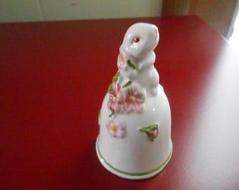 little Avon bunny bell