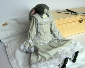 OOAK Collector's Art Doll 'Lady Bramble'