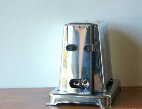 Toastess Drop Side Toaster Model 201 Vintage Electric