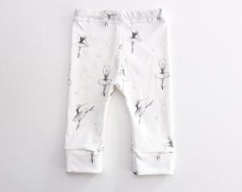 Ballerina Leggings- Organic Cotton