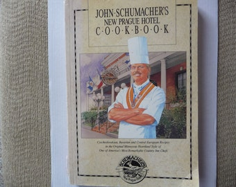 New Prague Hotel Cookbook