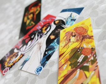 CLAMP bookmark set