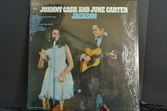 Johnny cash and june carter jackson album by for Johnny cash and june carter jackson